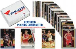 Houston Rockets Team Trading Card Block/50 Card Lot - Mounted Memories