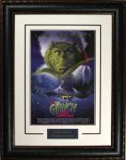 How The Grinch Stole Christmas Framed 11×17 Poster – Jim Carrey