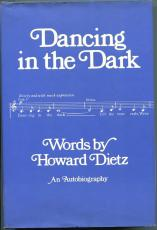 Howard Dietz Broadway Musical Lyricist Songwriters HOF Signed Autograph Book