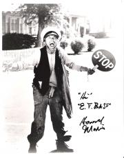 "HOWARD MORRIS - Best Known as ERNEST T. BASS on ""THE ANDY GRIFFITH SHOW"" Passed Away 2005 - Signed 8x10 B/W Photo"