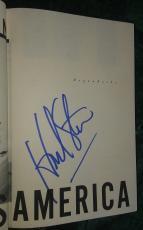 Howard Stern Radio Dj Legend Signed Autographed Book W/coa Authentic Rare A