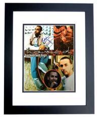 Howie Dorough Signed - Autographed Backstreet Boys 11x14 Photo BLACK CUSTOM FRAME - Howie D