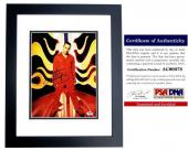 Howie Dorough Signed - Autographed Backstreet Boys 11x14 inch Photo with PSA/DNA Certificate of Authenticity (COA) BLACK CUSTOM FRAME - Howie D