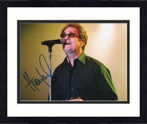 Huey Lewis Power of Love Singer Signed 8x10 Photo w/COA #1