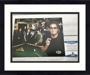 Huey Lewis Signed 8x10 Photo Beckett BAS COA Autographed d