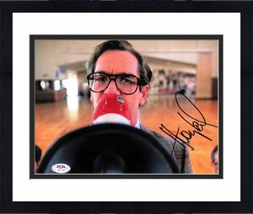Huey Lewis signed 8x10 photo PSA/DNA Autographed