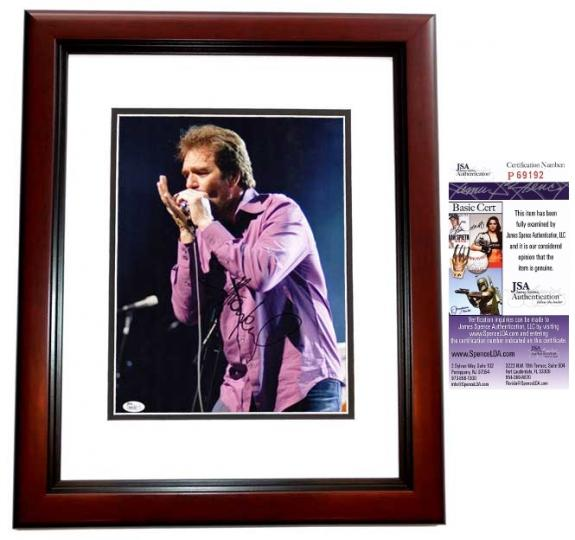 Huey Lewis Signed - Autographed Huey Lewis and the News 11x14 inch Photo + JSA Certificate of Authenticity