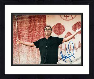 Huey Lewis Signed Autographed Photo UACC RD RACC TS