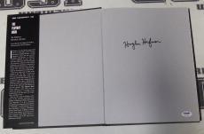 Hugh Hefner Signed The Playboy Book 40 Years PSA/DNA COA Gem Mint 10 Autograph