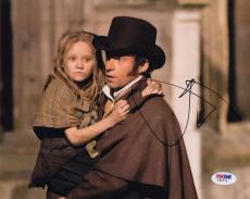 Hugh Jackman autographed Les Miserables Jean Valijean 8x10 Photo PSA/DNA Y35772