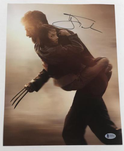 Hugh Jackman Signed 11x14 Photo Autograph X-men Wolverine Logan Bas Coa J