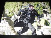 HUGH JACKMAN SIGNED AUTOGRAPH 8x10 PHOTO THE WOLVERINE PROMO IN PERSON COA H