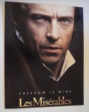 Hugh Jackman Signed Autographed 11x14 Photo Les Miserables X-Men COA VD