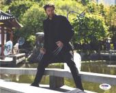 Hugh Jackman Wolverine Autographed Signed 8x10 Photo Certified Authentic PSA/DNA