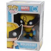 Hugh Jackman X-Men Autographed #05 Wolverine Funko Pop! - JSA