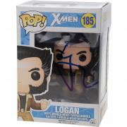 Hugh Jackman X-Men Autographed #185 Logan Funko Pop! - JSA