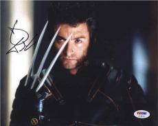 Hugh Jackman X-Men Autographed Signed 8x10 Photo Authentic PSA/DNA