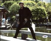 Hugh Jackman X-Men Signed 8X10 Photo Autographed PSA/DNA #AB83625
