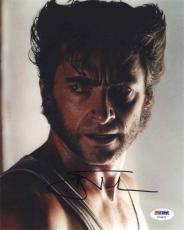 Hugh Jackman X-Men Wolverine Autographed Signed 8x10 Photo Certified PSA/DNA