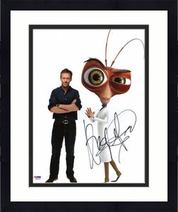 Hugh Laurie Monsters Vs Aliens Signed 11X14 Photo PSA/DNA #Q85630