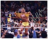 "Hulk Hogan Autographed 8"" x 10"" Hulkamania Photograph"