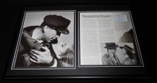 Humphrey Bogart Framed 12x18 Photo Display Casablanca