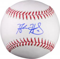 Nick Hundley Autographed Baseball