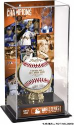 "Hunter Pence San Francisco Giants 2014 World Series Champions Gold Glove 10"" x 5.5"" Baseball Display Case"