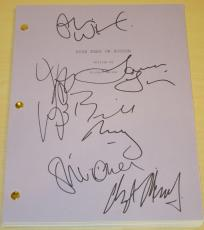 Hyde Park on Hudson Autographed Full Script by Bill Murray, Laura Linney, Samuel West, Elizabeth Marvel, Olivia Williams, and Olivia Colman