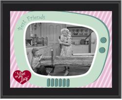 I LOVE LUCY (BAKING BREAD)  SUBLIMATED Photo PLAQUE (10x13 BOARD)