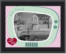 I Love Lucy - Baking Bread - Sublimated 10x13 Plaque