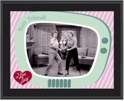 I Love Lucy - Friendship - Sublimated 10x13 Plaque