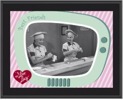 I LOVE LUCY (CHOCOLATE FACTORY) SUBLIMATED Photo PLQ (10x13 BOARD)