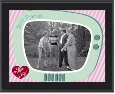 I Love Lucy - The Golf Game - Sublimated 10x13 Plaque