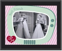 I Love Lucy - The Same Dress - Sublimated 10x13 Plaque