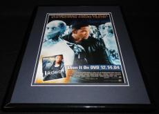I Robot 2004 Framed 11x14 ORIGINAL Vintage Advertisement Will Smith