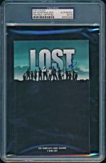 """Ian Somerhalder Signed """"lost"""" Dvd Cover Psa/dna Encased #2248"""