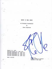 Ice Cube Signed Boyz N The Hood Signed Full 146 Page Script Authentic Autograph