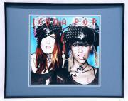 Icona Pop Signed Framed 16x20 Photo Display Caroline Hjelt Aino Jawo