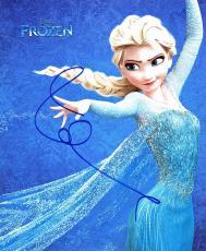 Idina Menzel Frozen Signed 8X10 Photo Autographed PSA/DNA #AC48411