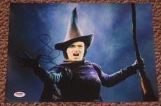 Idina Menzel Signed 11x14 Photo Frozen Elsa Wicked Autograph Psa/dna W94472 Coa