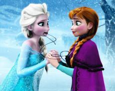 Idina Menzel Signed 8x10 Photo Frozen Elsa Disney Authentic Autograph Coa D