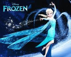 Idina Menzel Signed 8x10 Photo Frozen Elsa Disney Authentic Autograph Coa E