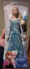 Idina Menzel signed Mattel Disney Frozen Elsa of Arendelle Doll PSA/DNA