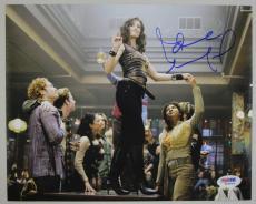 IDINA MENZEL Signed RENT 8x10 Auto Photo w/ PSA/DNA COA