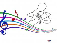 Iggy Pop Signed Authentic Autographed 8x10 Photo PSA/DNA #AC55855