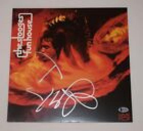 Iggy Pop Signed Autographed The Stooges FUN HOUSE Record Album Lp BAS COA