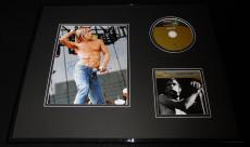 Iggy Pop Signed Framed 16x20 CD & Photo Display JSA