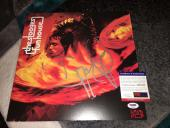 Iggy Pop Signed Funhouse Vinyl Album Iggy and the Stooges PSA/DNA