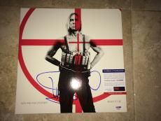Iggy Pop Signed Ready to Die Album Cover EP Vinyl Iggy and the Stooges PSA/DNA